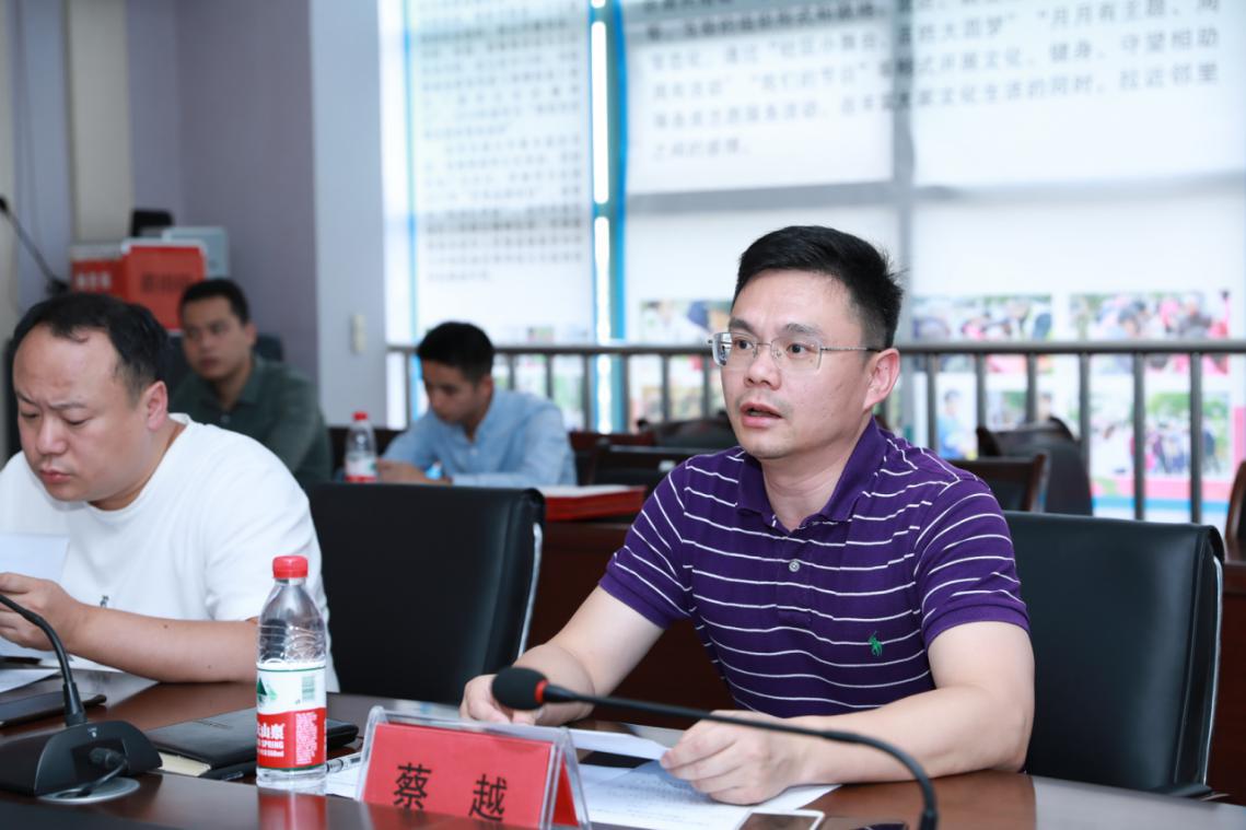 区委宣传部副部长、区文明办主任蔡越讲话.png